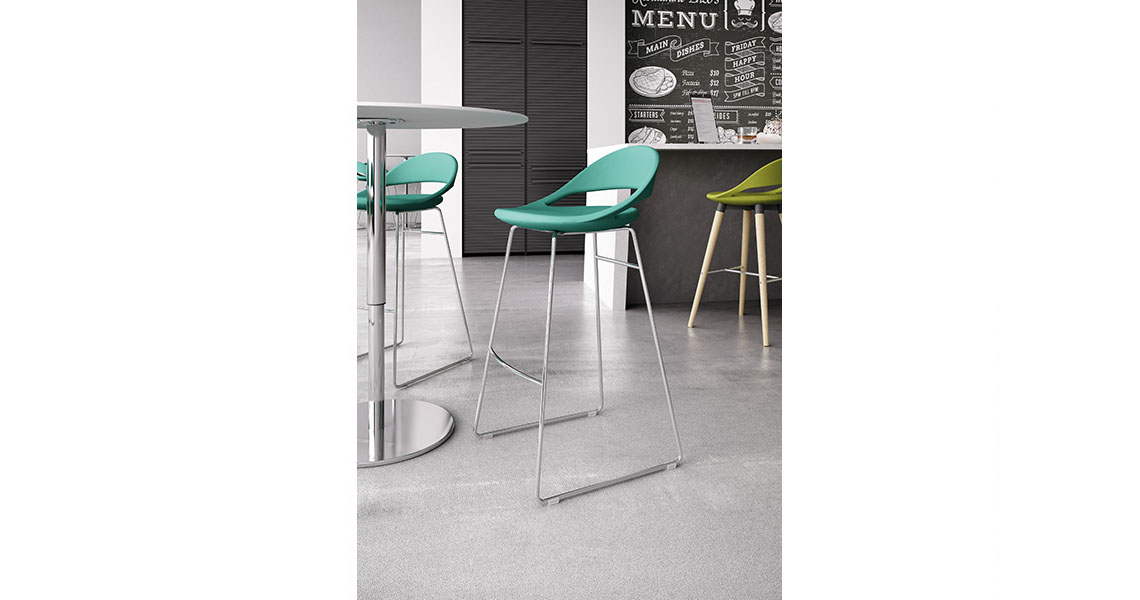 ... Lunchroom Chairs Stools F Restaurant Bar Pub Pizzeria  ...