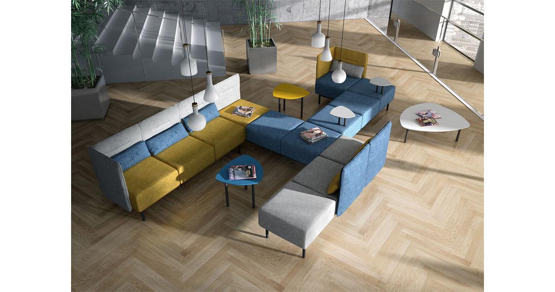 Reception Waiting Sofas F Salon Retail Furniture Img