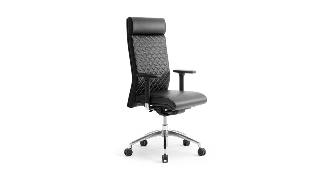 Design executive seating and office chairs, seating italian ...