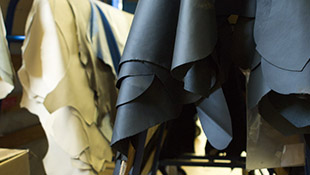 Leyform leathers come from tanneries that operate in full compliance with environmental protection regulations