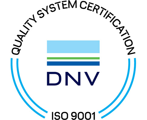 LKeyform quality management certification ISO 9001
