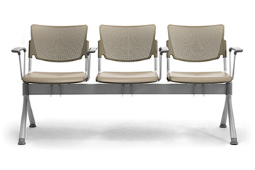 Mobile design  benches for offices reception, entrance hall and waiting area  LaMia