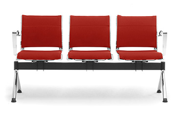 Design benches for office lobby, reception, main entrance and waiting area Origami X