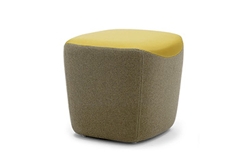 Lounge pouf for waiting hotel Lobby Victoria