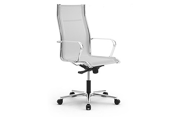 Mesh executive boardroom office chairs Origami Re