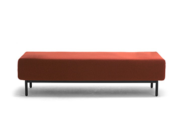 Waiting area benches sofas for office lobby, reception, entrance hall Around