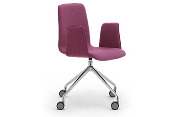 Home office swivel task chairs with modern design Zerosedici