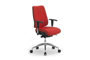 Ergonomic executive chairs with adjustable mechanisms DD2
