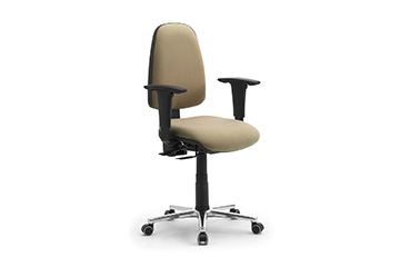 Office chairs with arms and synchron mechanism Synchron Jolly