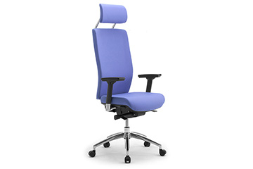 Ergonomic office chairs with adjustable armrests and headrest Wiki
