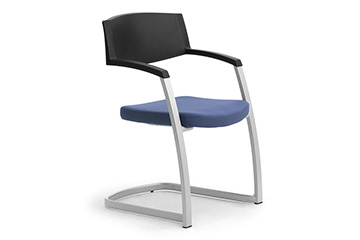 Design visitor armchairs for office lobby, reception hall, main entrance nd waiting area Time