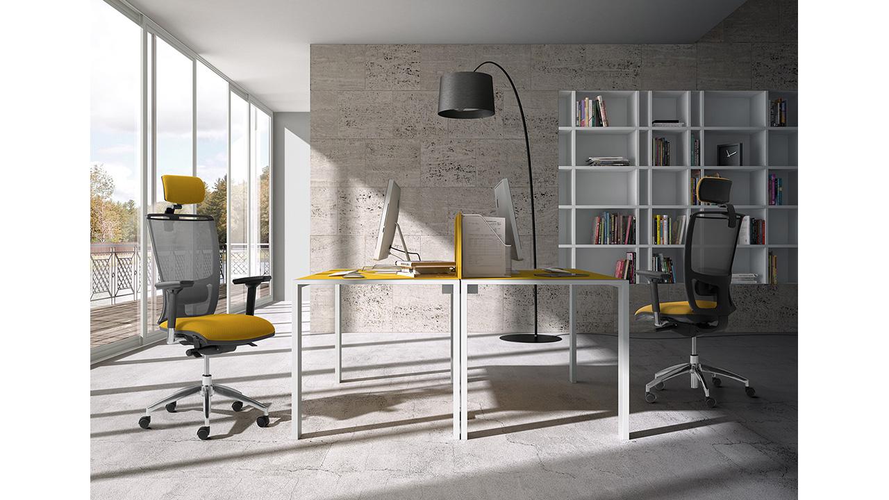 Sedie operative per arredo ufficio - Leyform