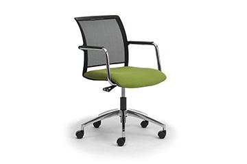 Sedie Da Ufficio Senza Braccioli : Sedie per ufficio operative per stazioni di lavoro e workstation