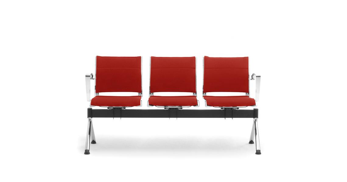 In Sala D Attesa.Sedie E Panche Per Sala D Attesa E Ingressi Studio Leyform