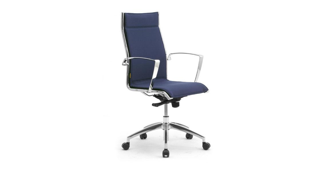 Sedie per studio ufficio e panche per sala attesa, poltrone girevoli e sedute saletta attesa ...