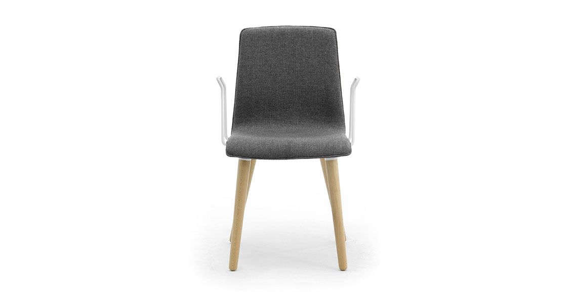 Sedie per arredo atrio, ingresso, zona living - Leyform