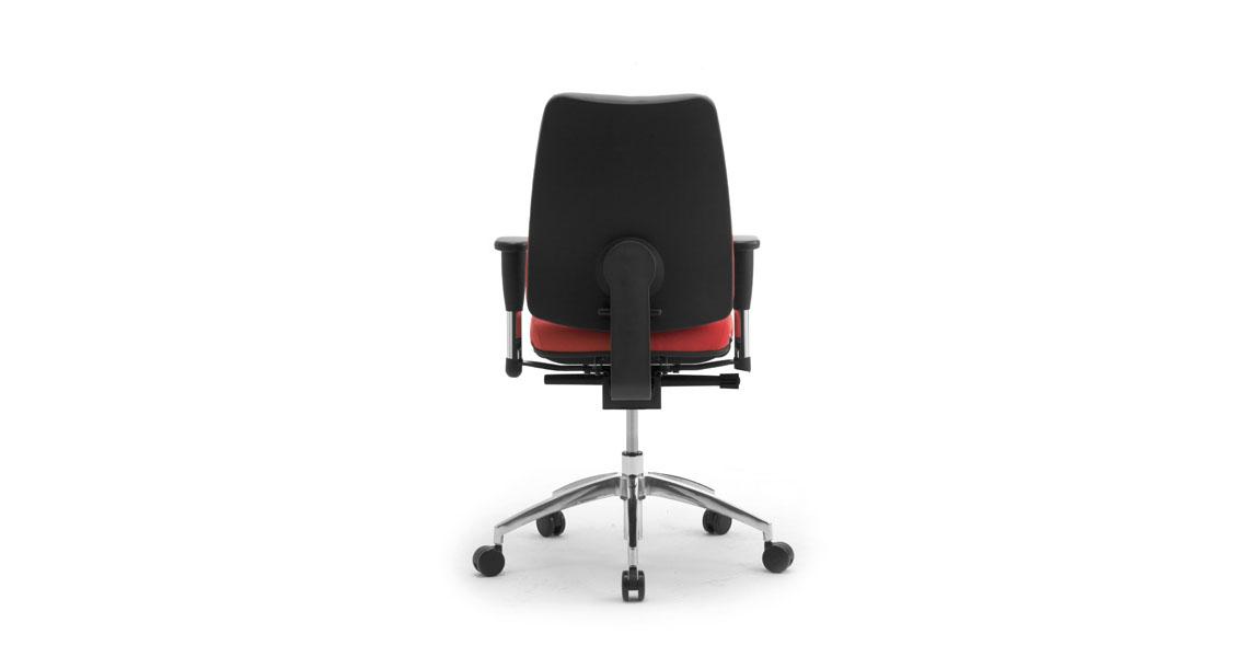Sedia design da scrivania per l 39 ufficio e workstation for Sedia design scrivania