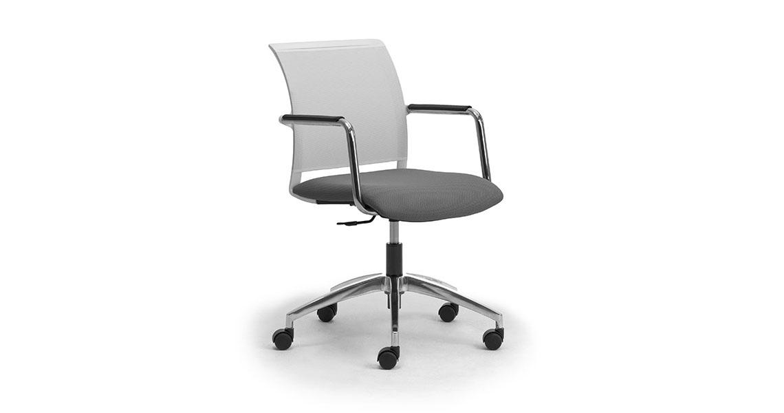 Sedie Riunione Ufficio.Sedia Operativa Di Design Per Tavolo Riunioni E Ufficio