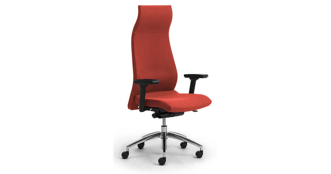 Sedie e poltrone ergonomiche con poggiatesta - Leyform