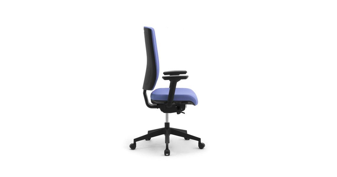 Sedie e poltrone ergonomiche per ufficio e workstation, sedie ...