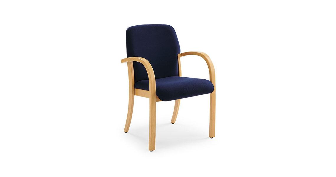 Sedie in legno e poltrone per anziani case riposo for Sedie e sedie