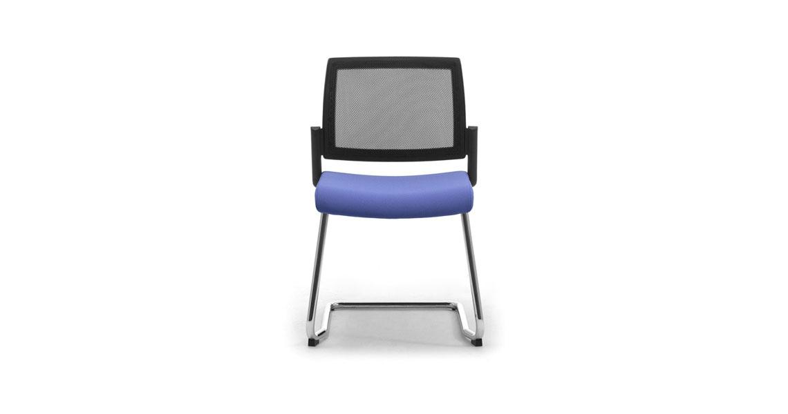 Sedie e poltrone per sala attesa e riunione leyform for Sedie e poltrone design