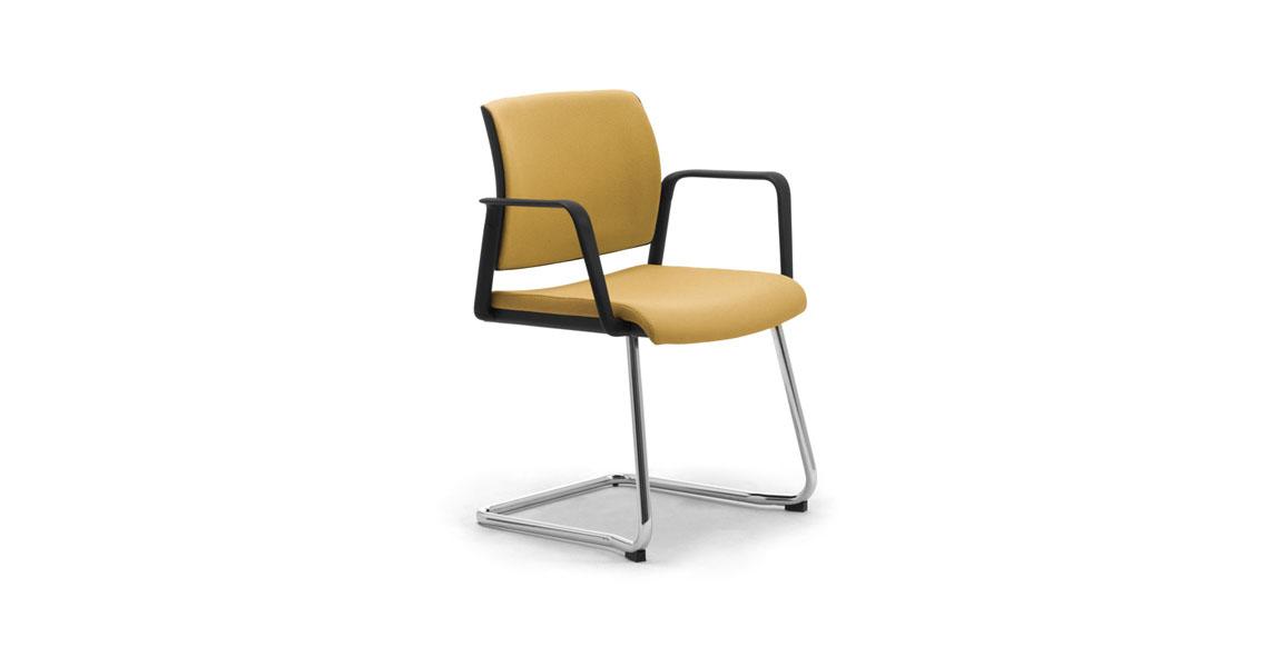 Sedie e poltrone da tavolo e sala riunione, sedie per saletta attesa - Leyform