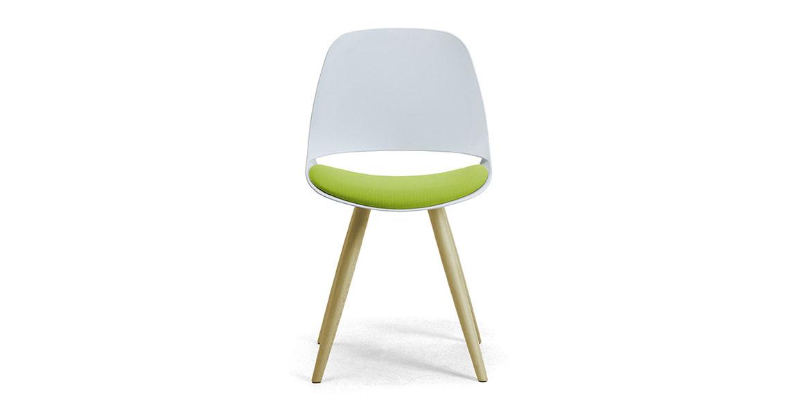 Sedie per sala conferenze e riunione ufficio - Leyform