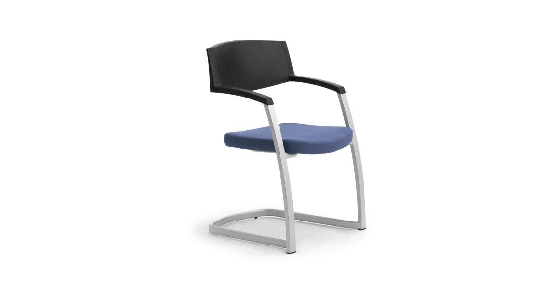 sedie da sala riunione e assemblle per ufficio