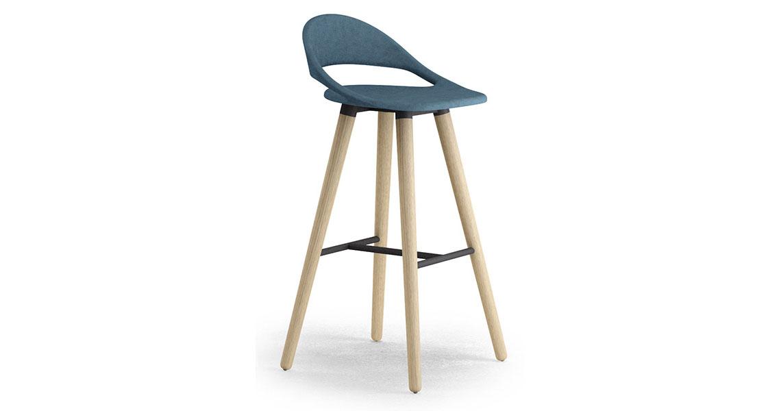 Tavoli per sgabelli stunning bistrot sedie e tavoli with - Sgabelli in legno per cucina ...