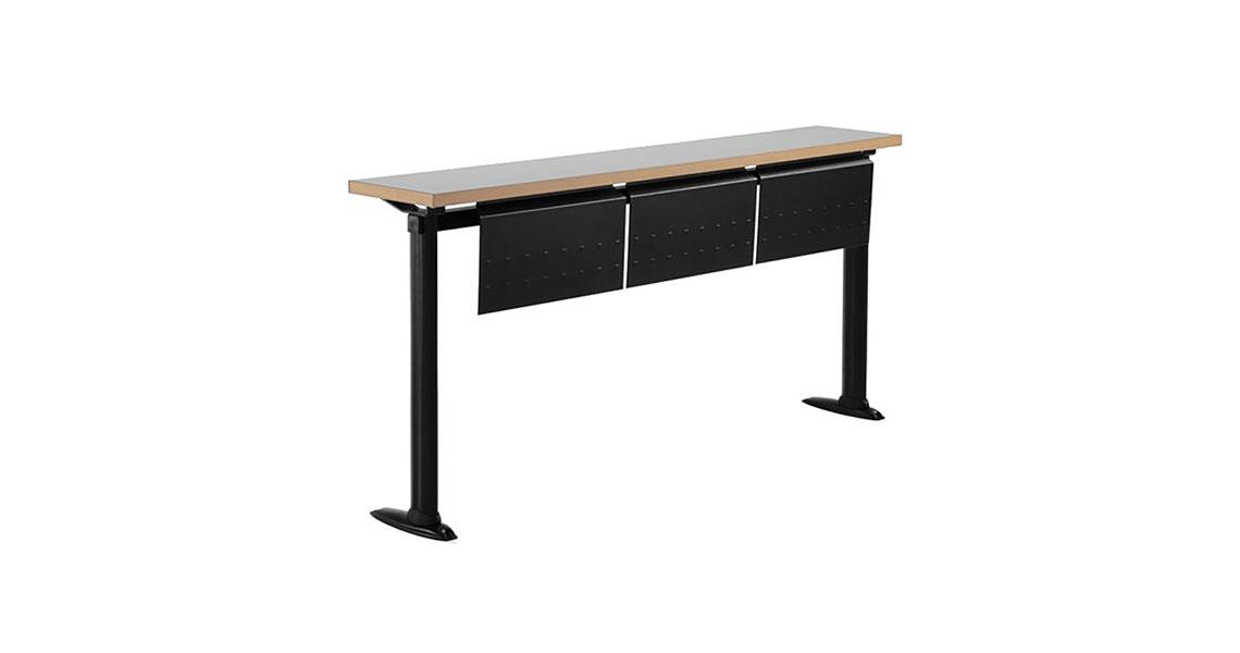Tavoli e banchi studio per arredo didattico e universita for Tavoli arredo 3