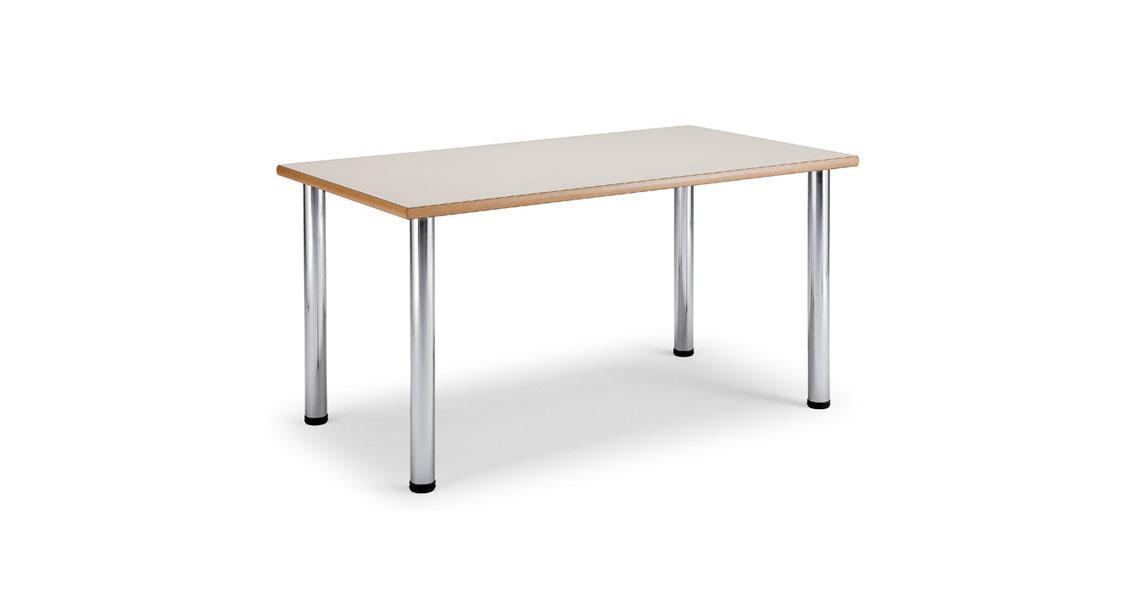 Tavoli per sala mensa catering e ristorazione collettiva - Tavoli per sala ...