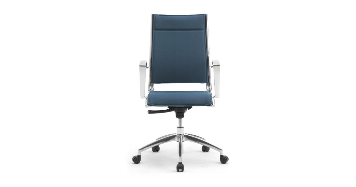 Contemporary Leather Office Chairs Leyform