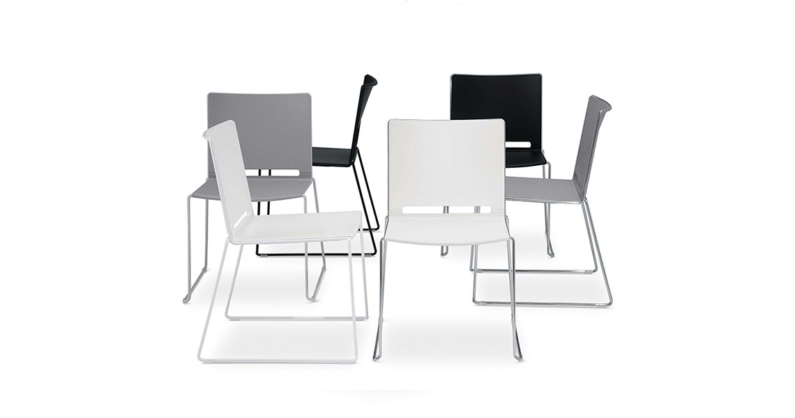 Stackable chairs for churches and meeting hall ...