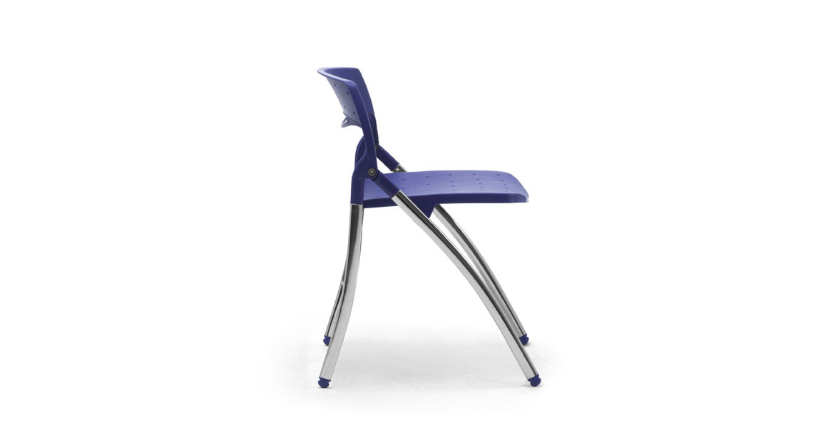 Stackable folding chairs and seats foldable chair for conventions seminars a