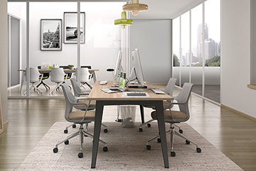 Chairs For Meeting And Conference Table Leyform